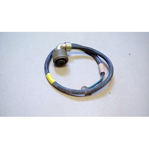 CLANSMAN RACAL  VRM5080 2PF POWER SOCKET AND CABLE ASSY 12 INCH LG